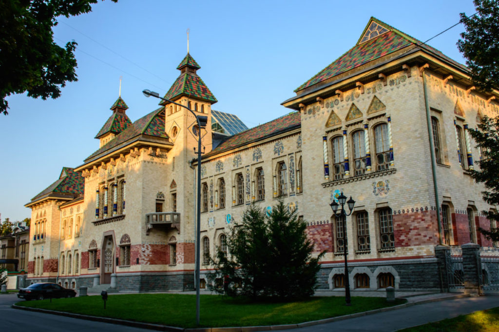 Будинок Полтавського губернського земства. Фото автора, ліцензія CC BY-SA 4.0
