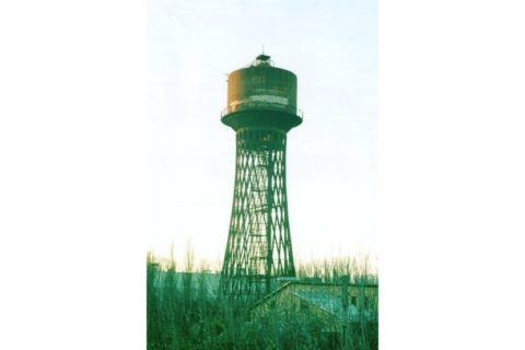 Вежа Шухова в Полтаві. Фото Володимир Сємко