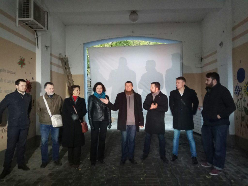 """Учасники ГО """"Save Poltava"""" обіцяють сприяти збереженню історії Полтави"""