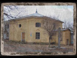 Будинок для спостереження за рухом по Дніпру