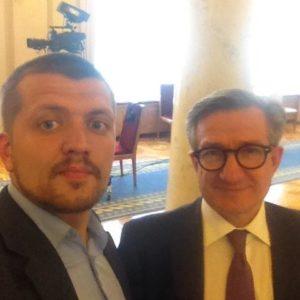 Віктор Трофименко та Сергій Тарута