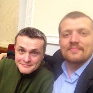 Ігор Луценко та Віктор Трофименко