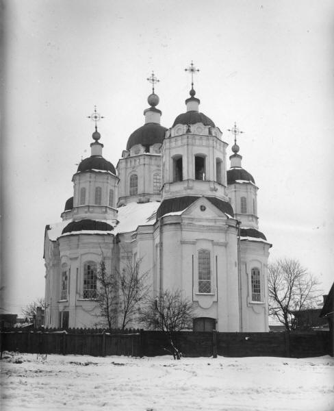 Стрітенська церква.
