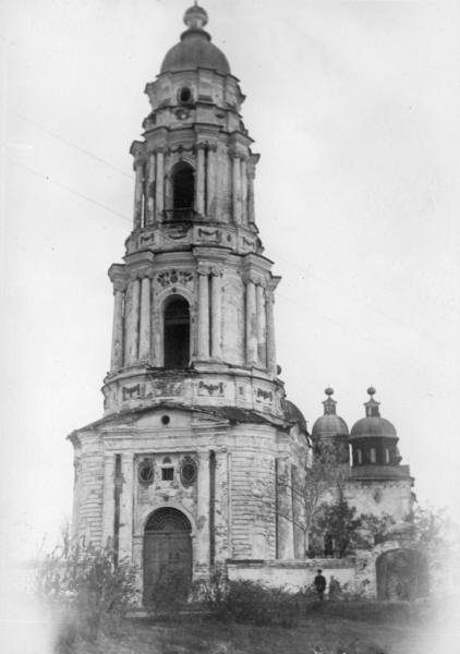 Хрестоздвиженський монастир. Двіниця.