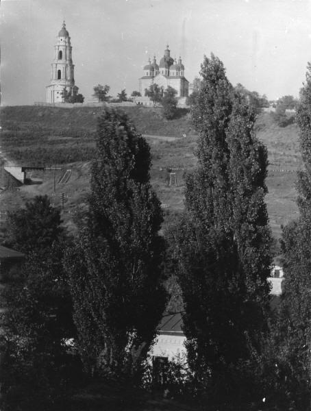 Хрестоздвиженський монастир.