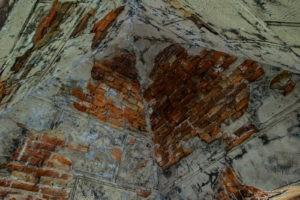 Піраміда Закревських (Березоворудська піраміда). 2018 р. Купол з середини
