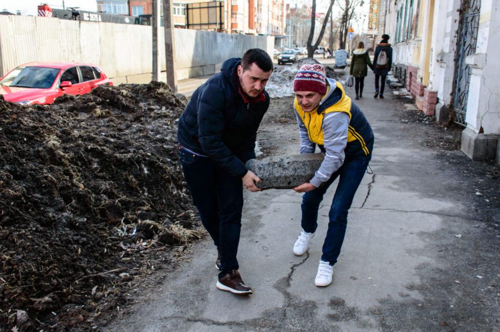 Вадим Ямщиков та Кузьменко Олександр